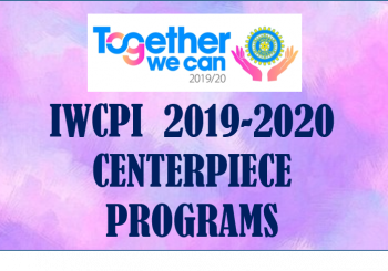 IWCPI  2019-2020  CENTERPIECE  PROGRAMS